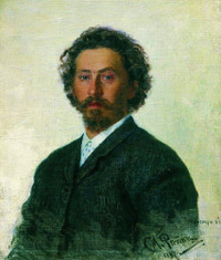 Ilya_repin__self_portrait